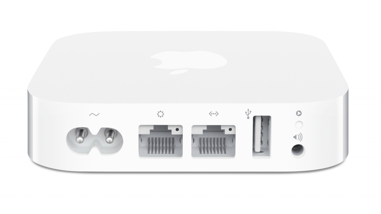 Apple AirPort Express Ports 1280x718
