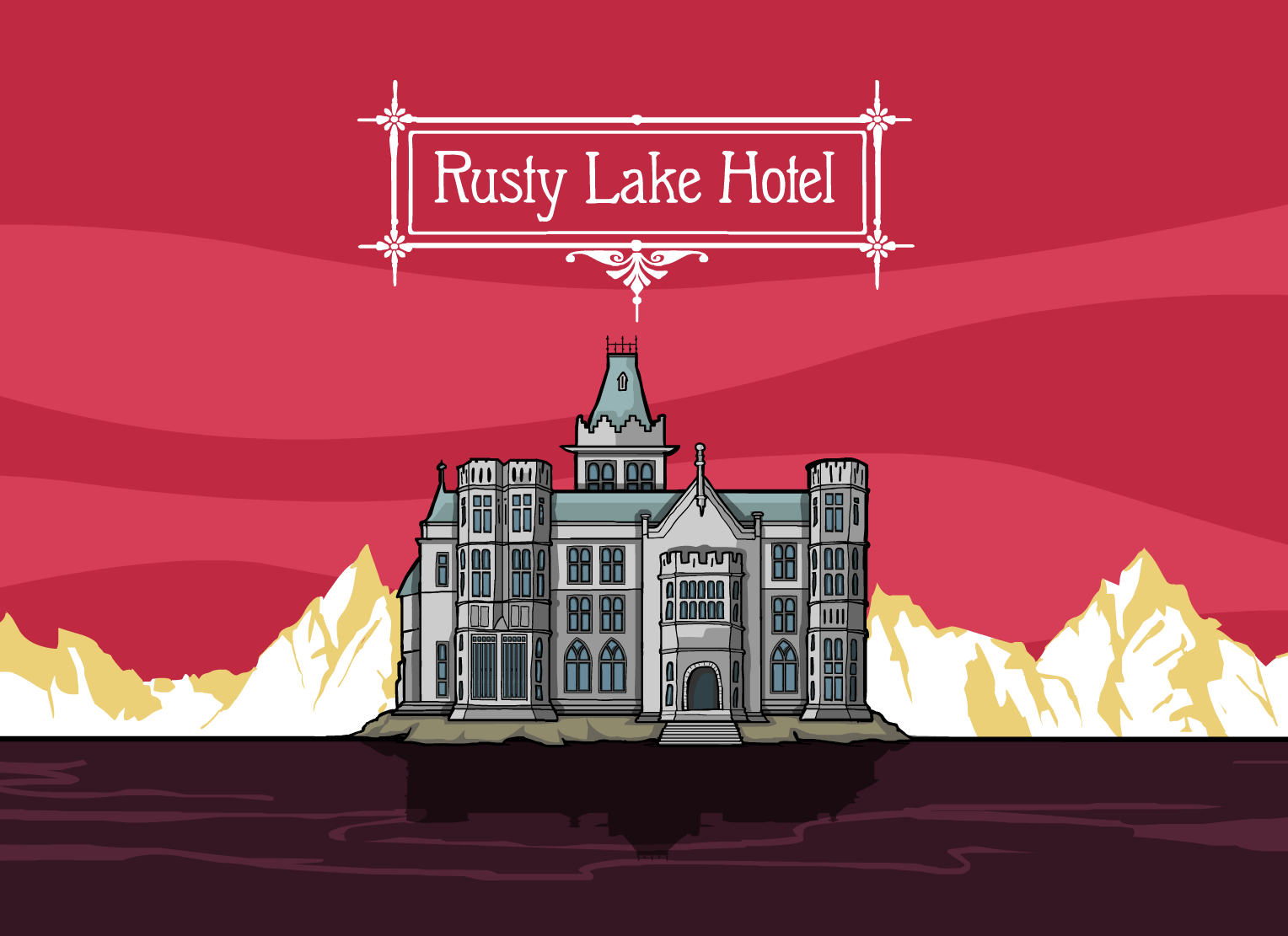 logo rusty lake