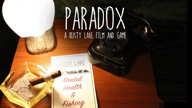 Paradox: A Cube Escape Game & Rusty Lake Short Film