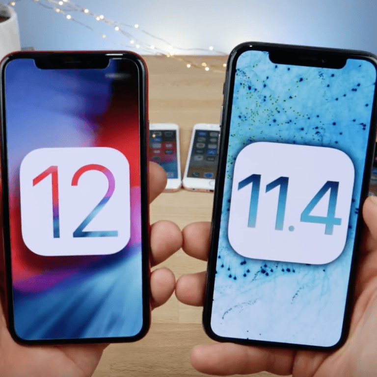iOS 12 in the beta version is already faster than iOS 11