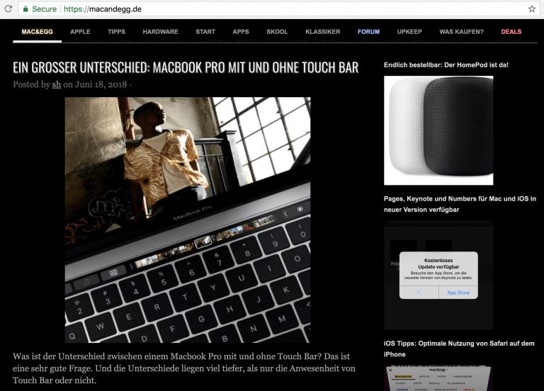 No macOS Mojave? Dark Mode Plug Ins for your Browser
