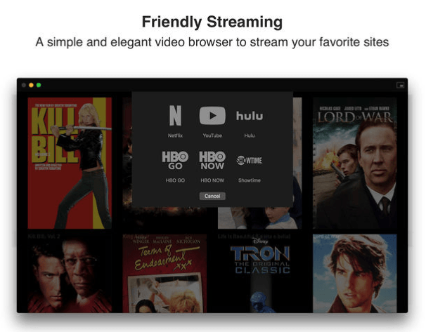 There is one for the Mac: Netflix App for macOS! - mac&egg