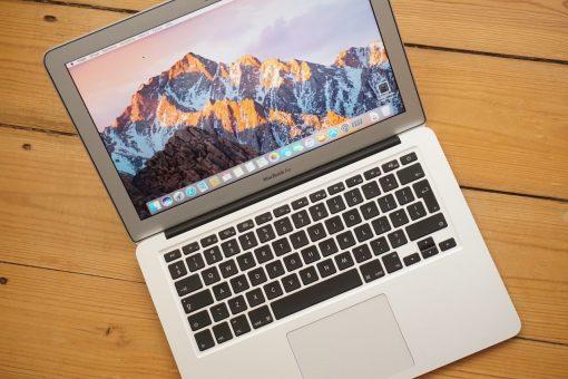 MacBook Air Top View