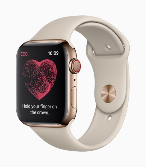 Apple Watch Series4 ECG HeartRate 09122018