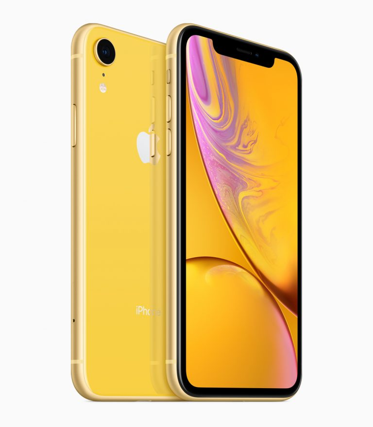 Apple offers iPhone Xr for $18.99 monthly installment in the U.S.