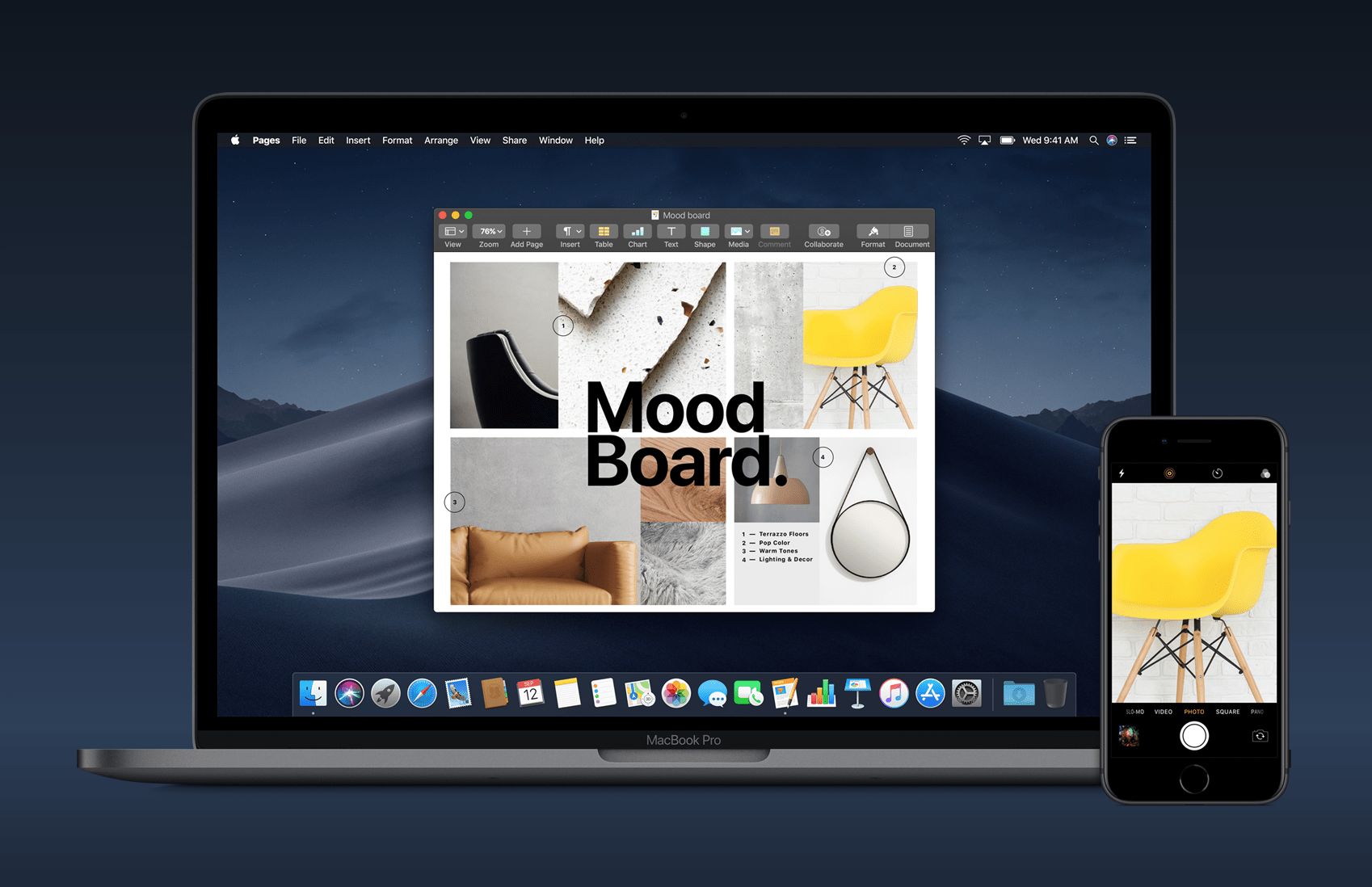 Update with Dark Mode: macOS 10 14 Mojave Released for