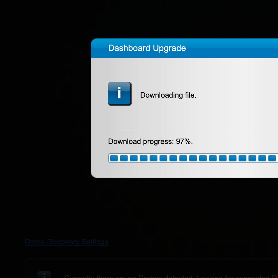 drobo download