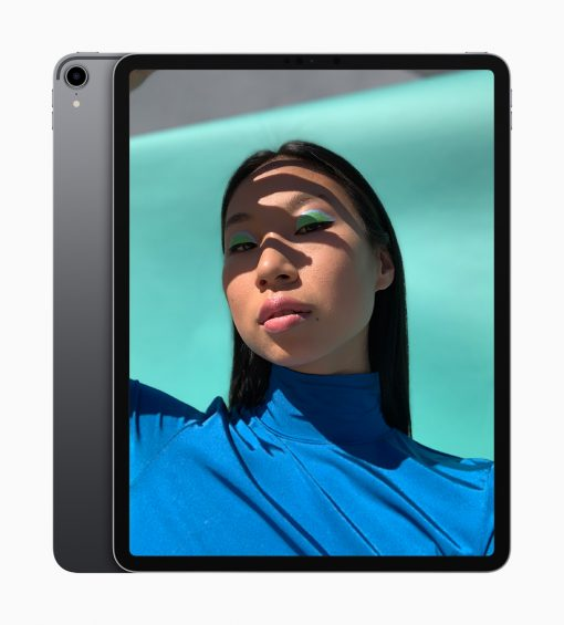iPad Pro large display 10302018