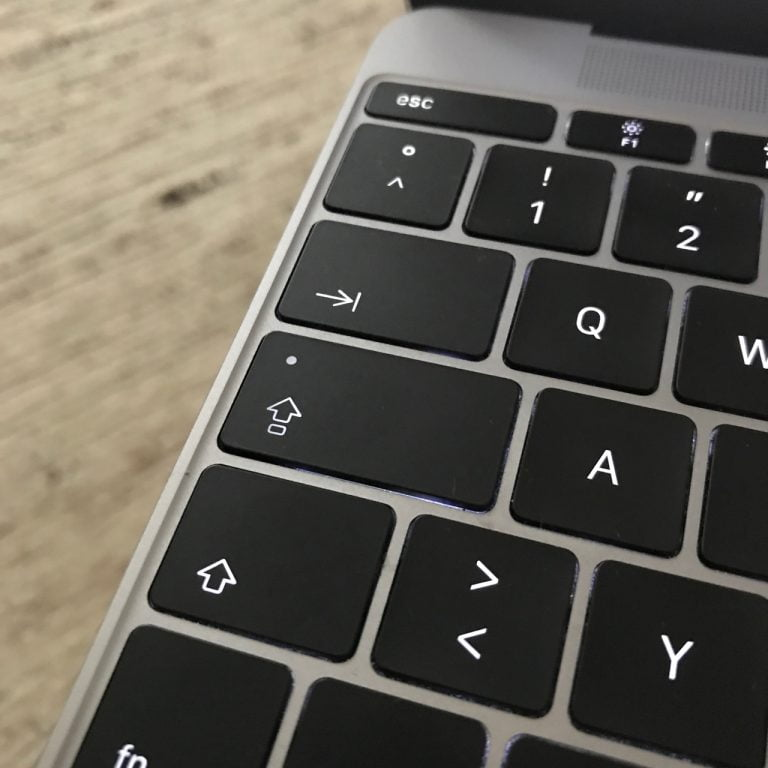 Apple Extends Keyboard Repair Program to Just Introduced MacBook Pro