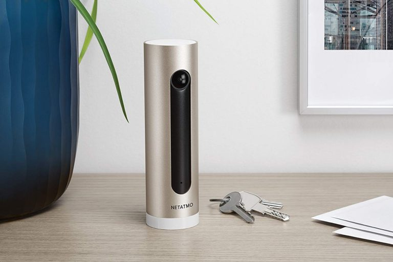Netatmo Welcome Security Camera Becomes HomeKit Ready