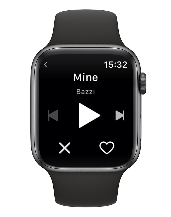 Deezer Updates Apple Watch App: Quick Access to Favorite Songs