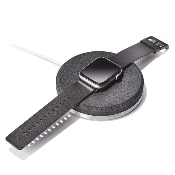 Grovemade has a new beautiful Apple Watch Dock