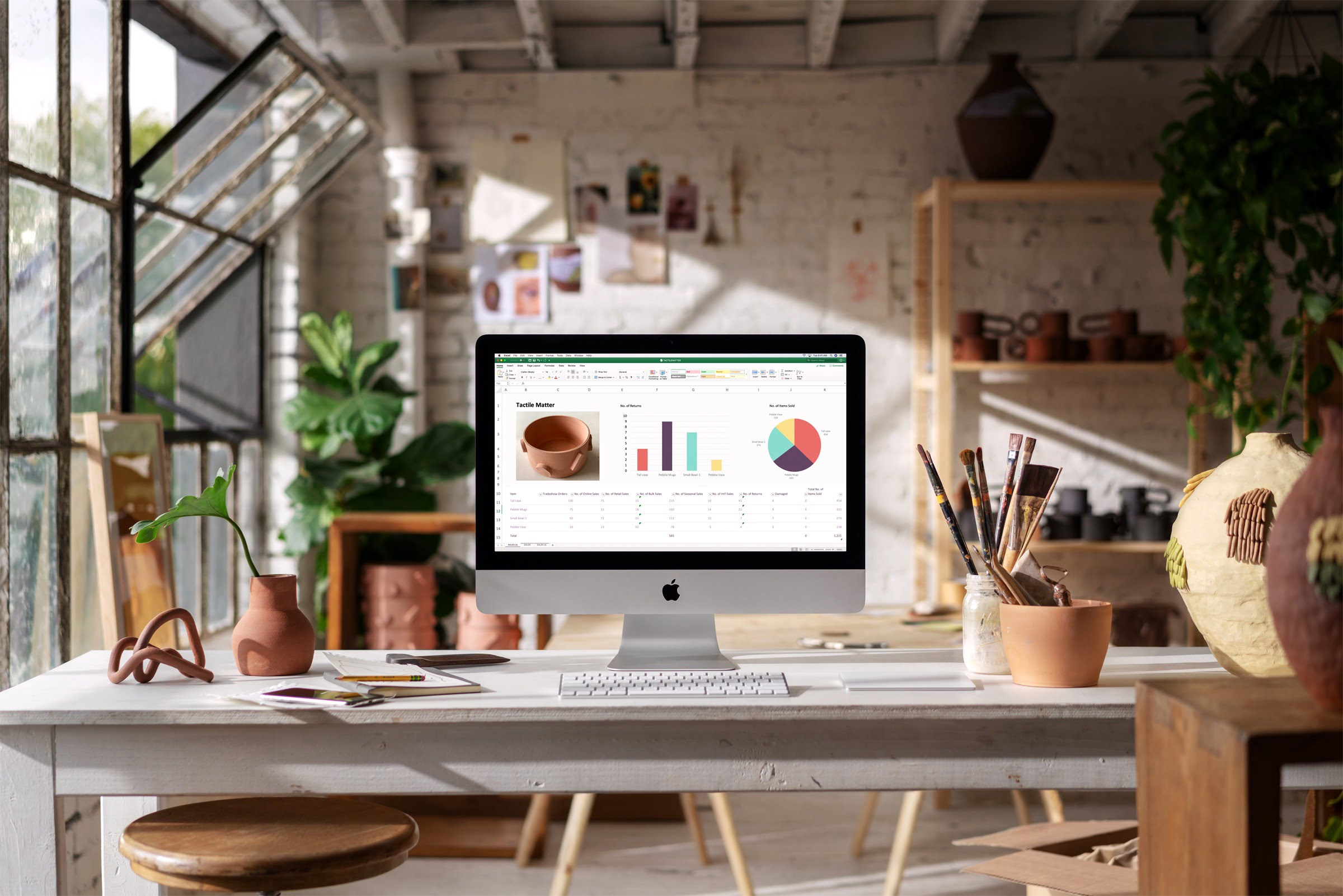 Apple iMac gets 2x more performance small business screen 03192019