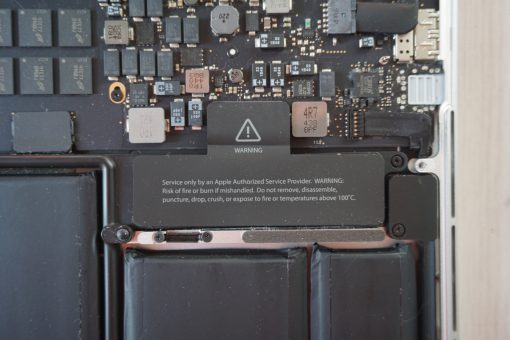 Apple prepared for the right to repair