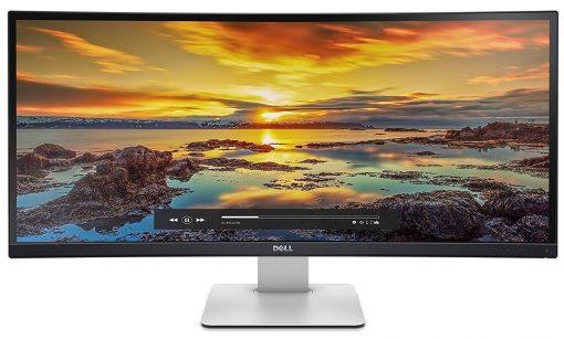 Dell U3415W 3422 monitor