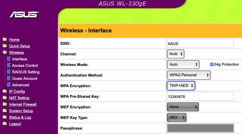 Retro Review: Travel Router Asus WL-330gE - mac&egg
