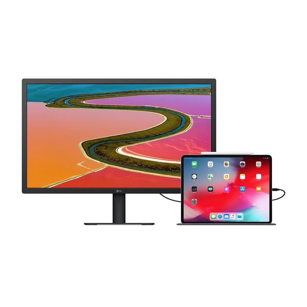 LG UltraFine 4K Display 237 mac usb c ipad pro