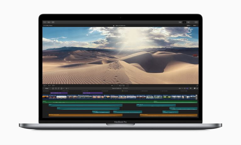 MacBook Pros Updated, 15″ Now With 8-Core Processor