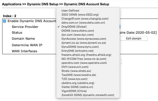 What is DNS and DDNS - (Dynamic) Domain Name System? - mac&egg