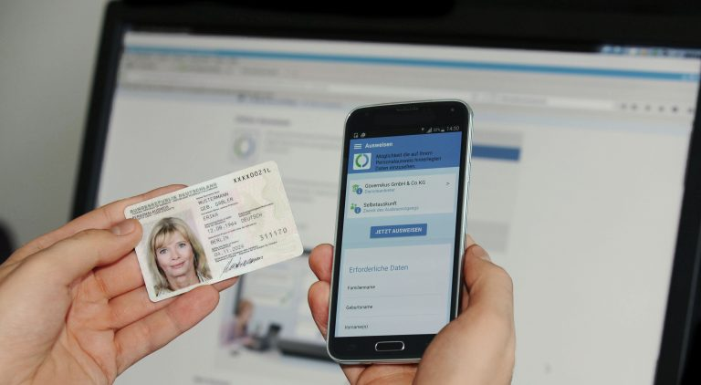 Germany: Online identity card possible on iPhone with iOS 13