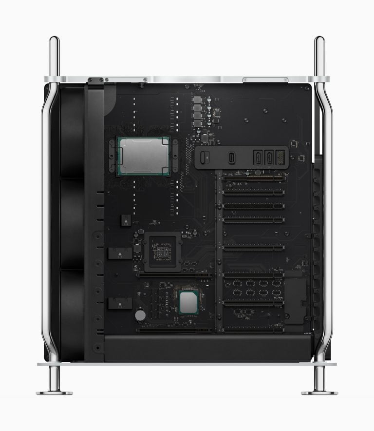 First introduction and support videos for Mac Pro