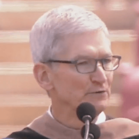 Tim Cook talks about privacy at Stanford University