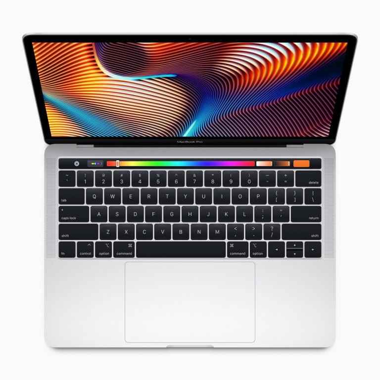 MacBook Pro 2019 with 4 cores almost twice as fast as its predecessor
