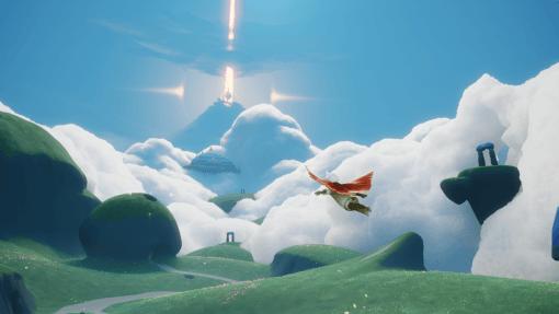 game sky children of light