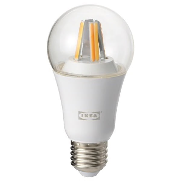 New LED Lamps from Ikea Tradfri: Filament Design and Light Panels