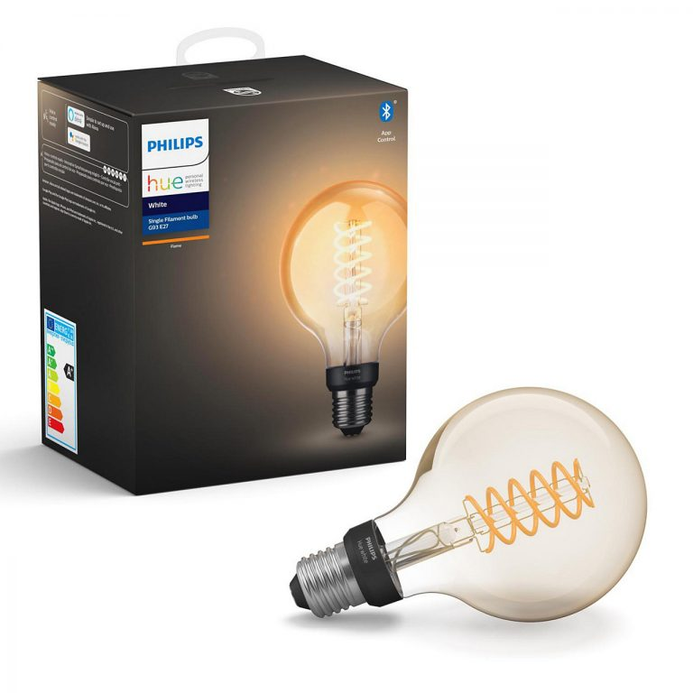 Philips Hue HomeKit bulbs now also in filament style