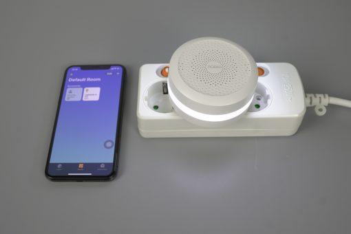 xiaomi aqara hub detail - mac&egg