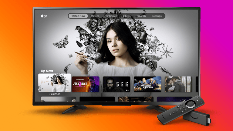 Apple TV+ shows trailers before your series