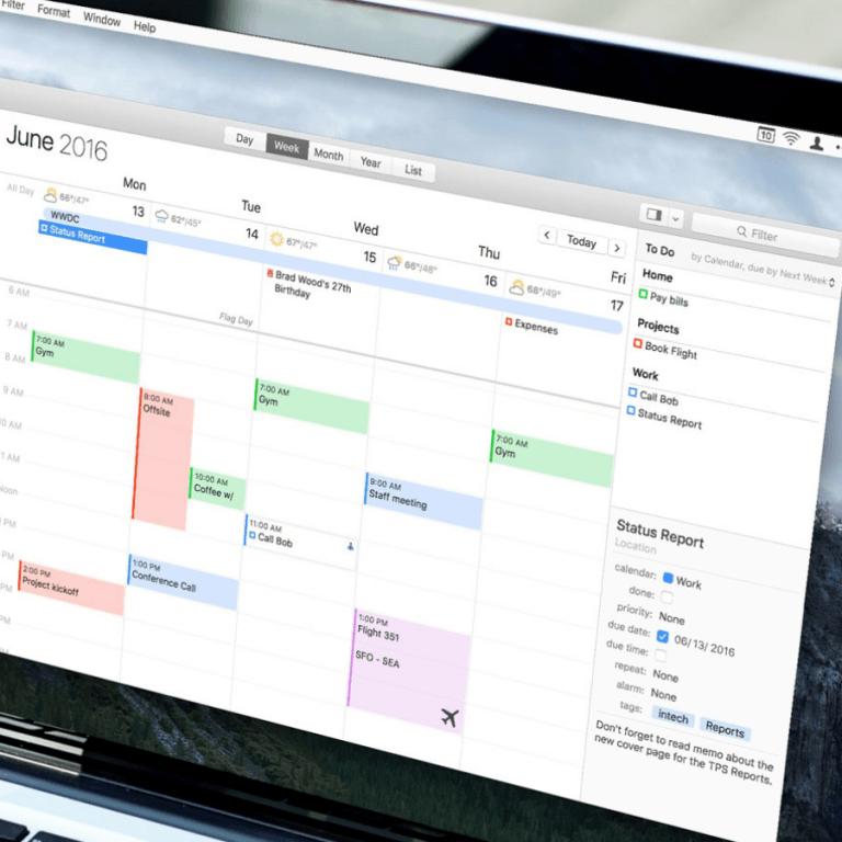 Reminders App drops CalDAV Support under macOS Catalina