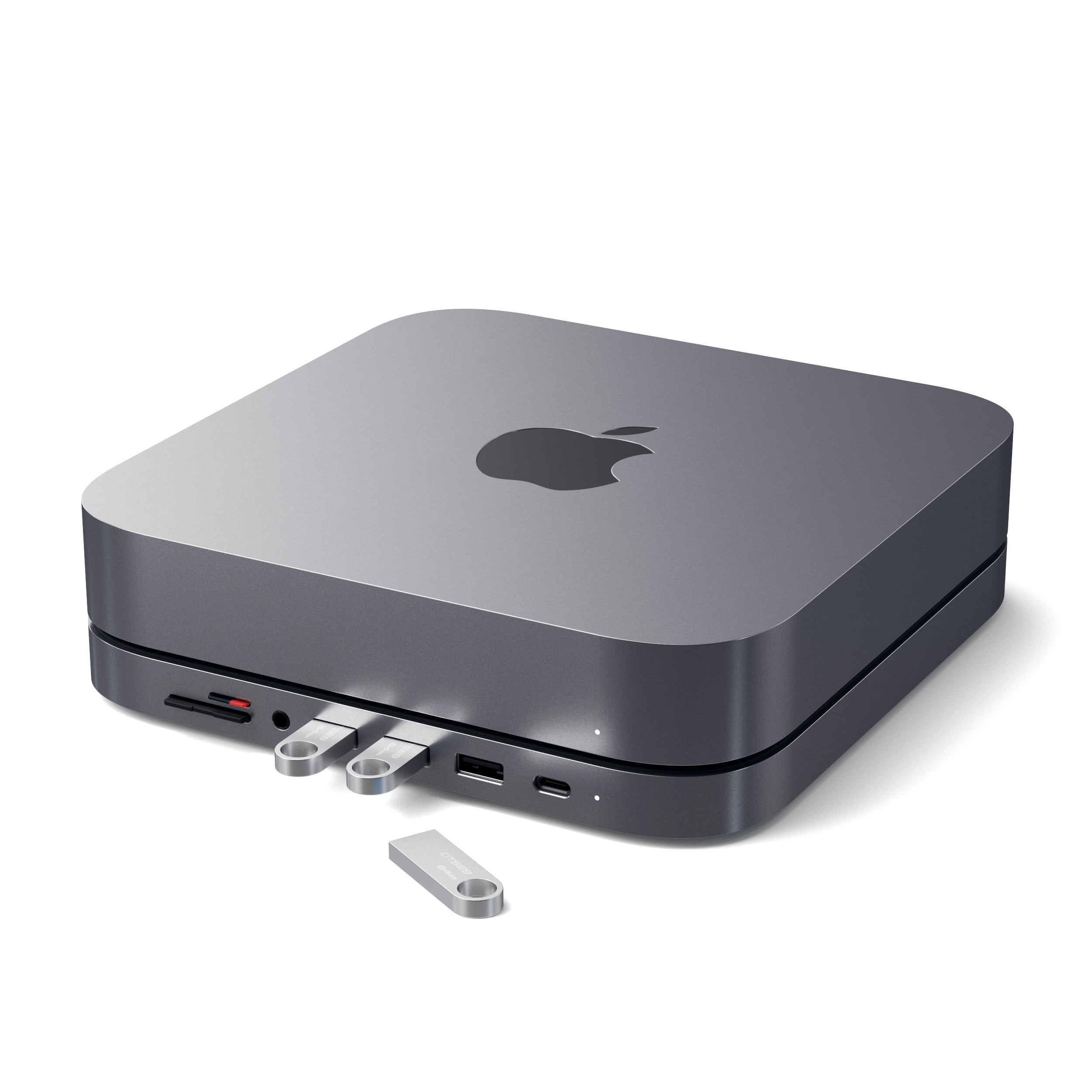 satechi usb c stand mac mini