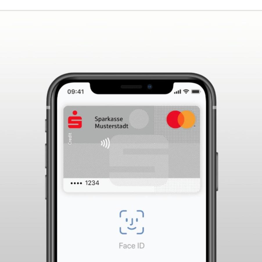 apple pay sparkasse