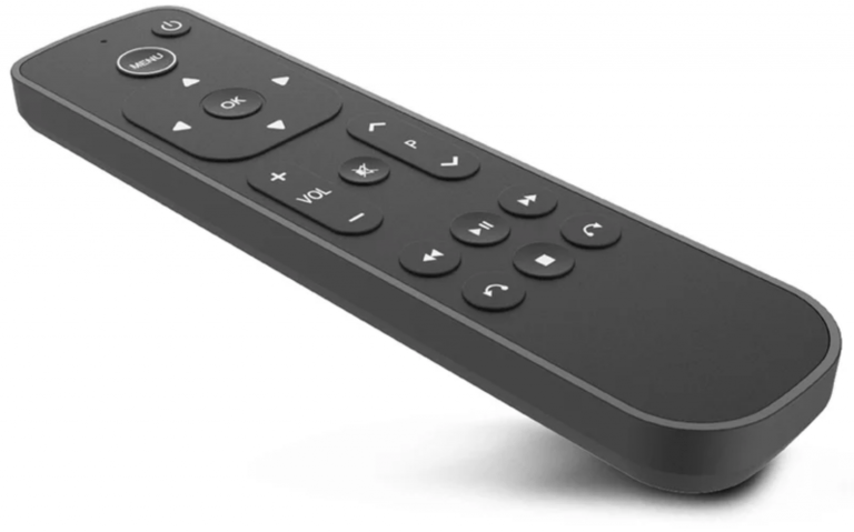 Swiss network provider has developed alternative to annoying Apple TV Remote
