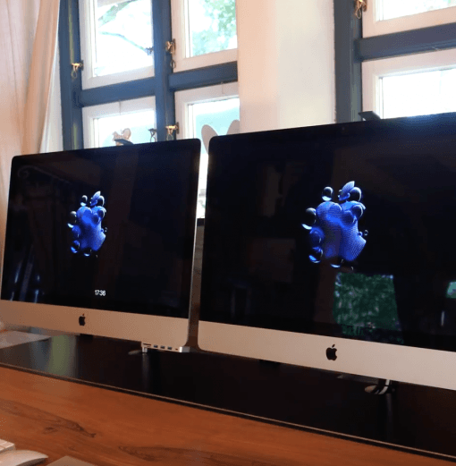 5k monitor imac design