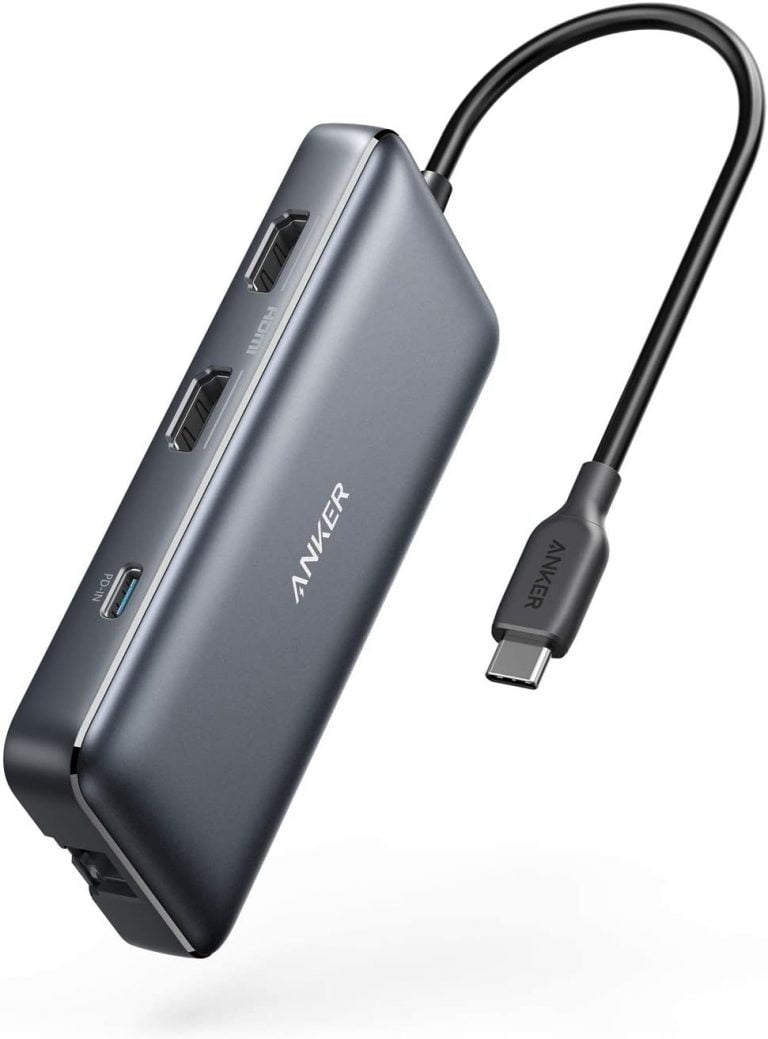 Anker PowerExpand 8-in-1 USB-C Hub with 100 Watt Power Delivery