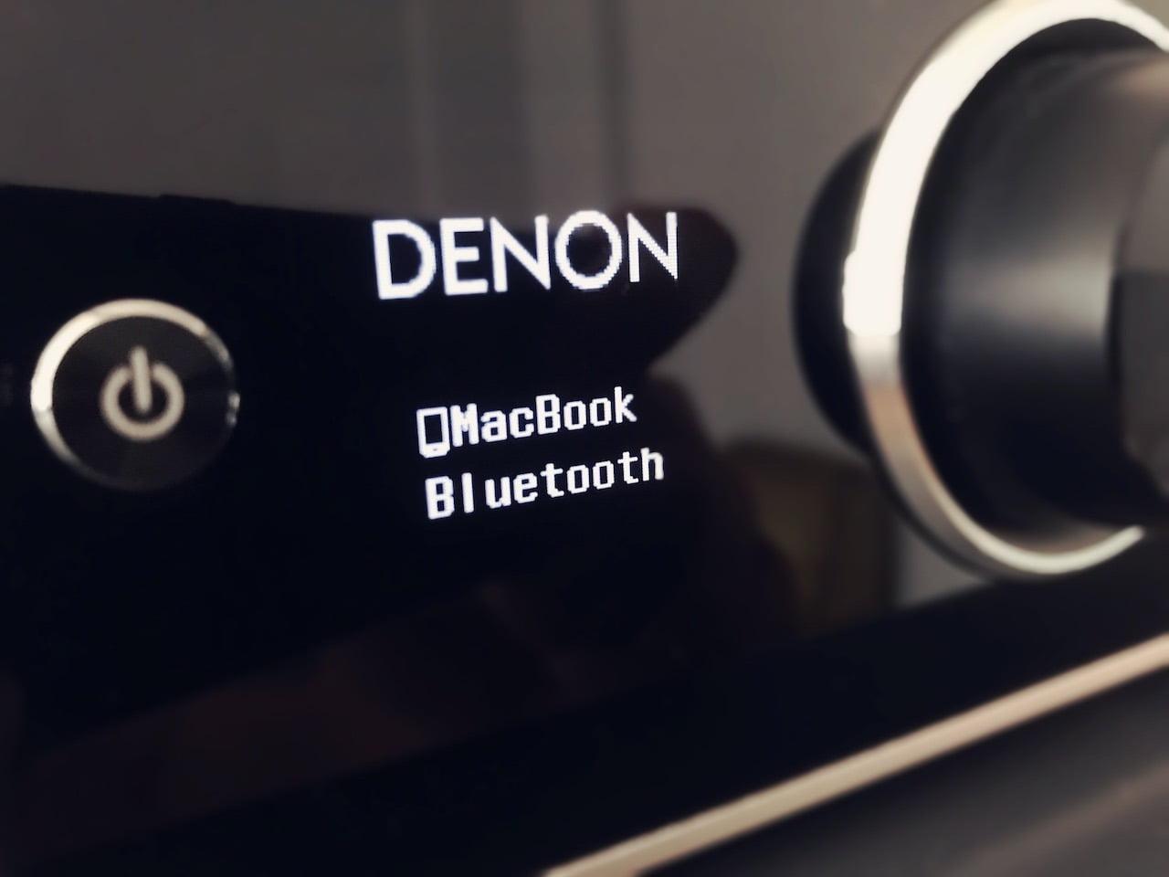 Denon Bluetooth
