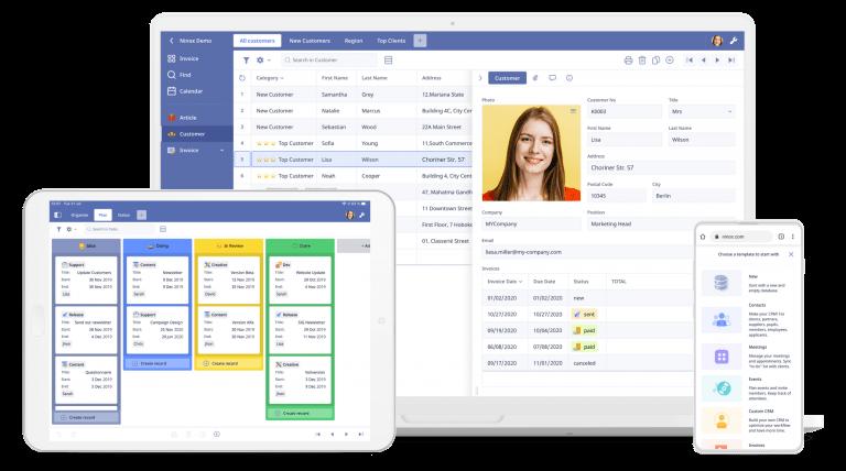 Ninox database version 3.0 released