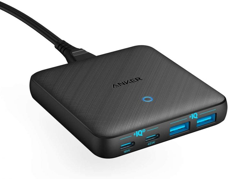 Anker PowerPort Atom III 2x USB-C 63W charger