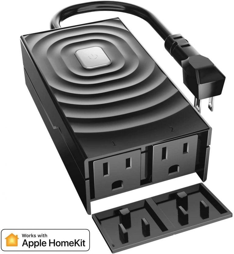 Meross HomeKit products: Sockets, switches and garage door openers