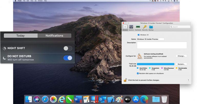Parallels Desktop 16 already compatible with macOS Big Sur