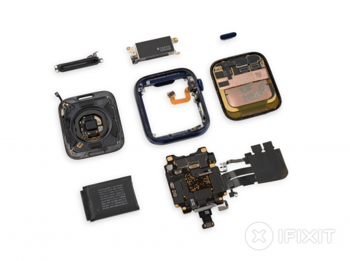Apple Watch Series 6 Disassembly