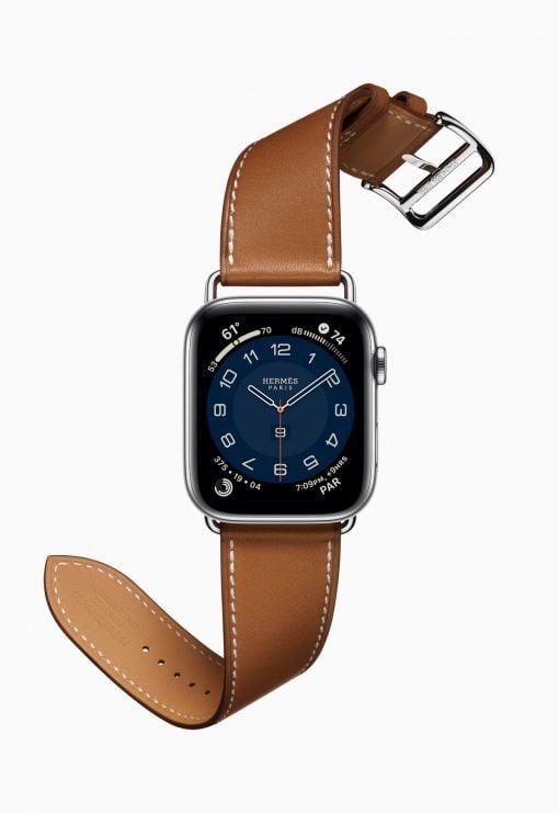 Apple Watch Series 6 Hermes Single Tour