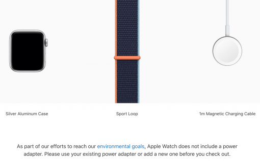 Apple Watch without charger