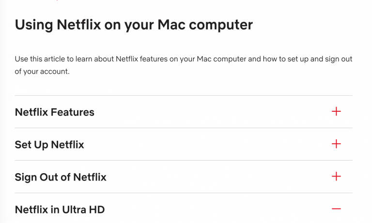 4K Netflix only on Macs with T2 chip