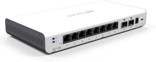 Netgear Netgear GC110 10 Port SFP Switch
