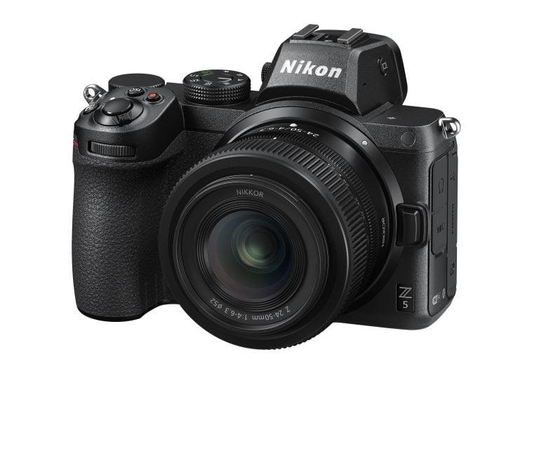 Use Nikon camera as webcam