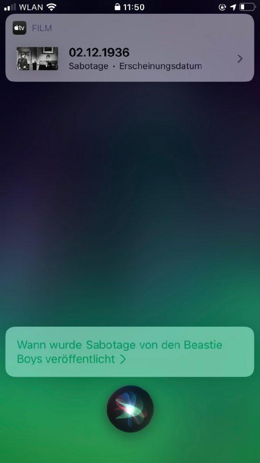 Siri iOS 14 Beastie Boys